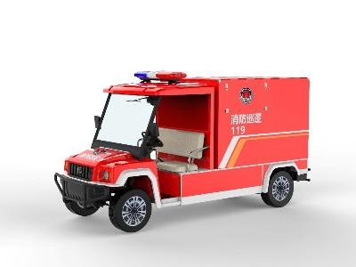 電動消防車 DN-8-6